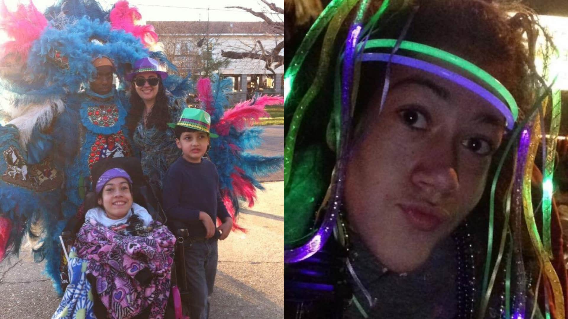 Mardi Gras With Special needs