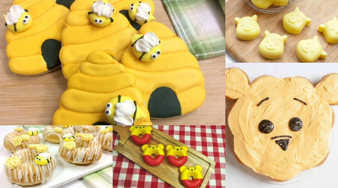 16 Simple and Cute Winnie the Pooh Party Ideas