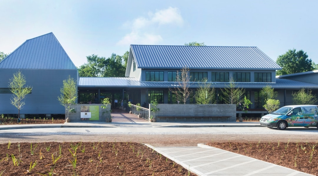Everything You Need To Know About the Audubon Louisiana Nature Center