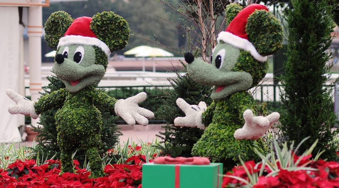 Christmas at Walt Disney Wolrd