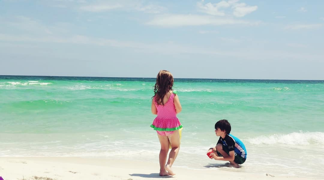 Destin Family Vacation on a Budget
