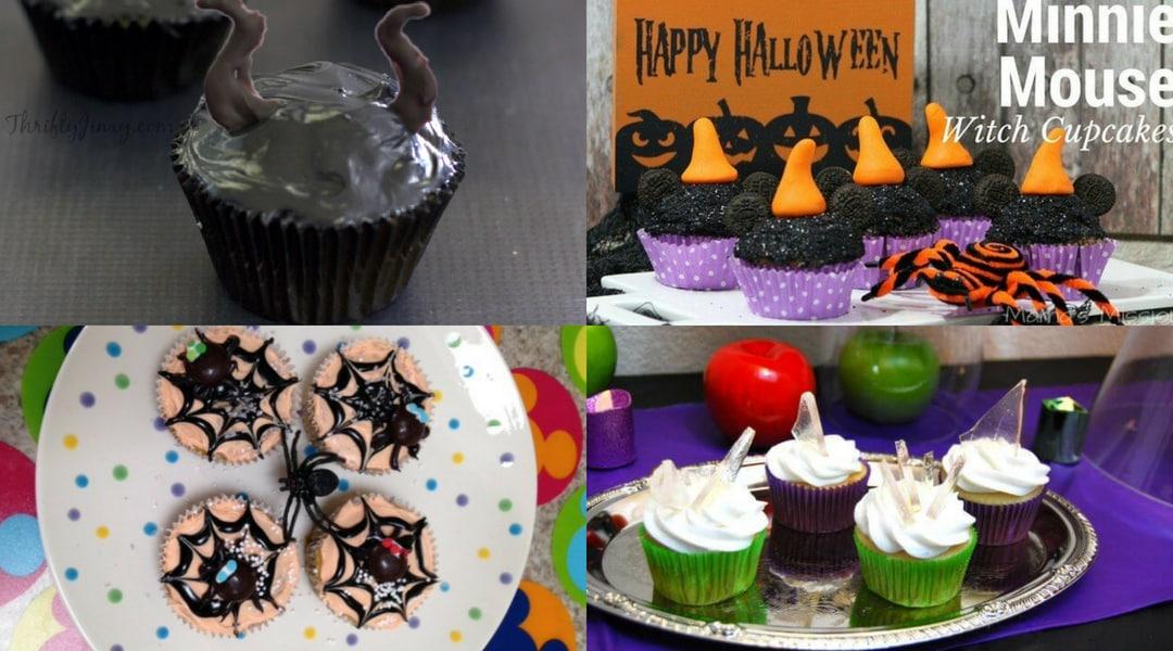Disney Halloween Cupcakes 1