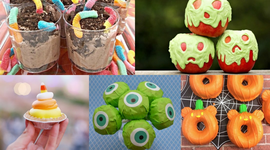 20 Disney Halloween Treats You Need To Make