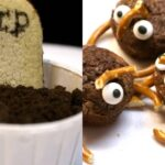 Two Easy Halloween Treats For Class Parties