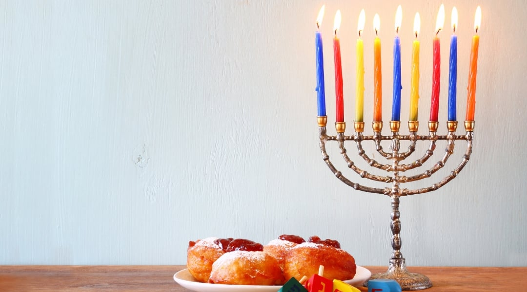 Five Hanukkah Traditions I Want to Share With My Family