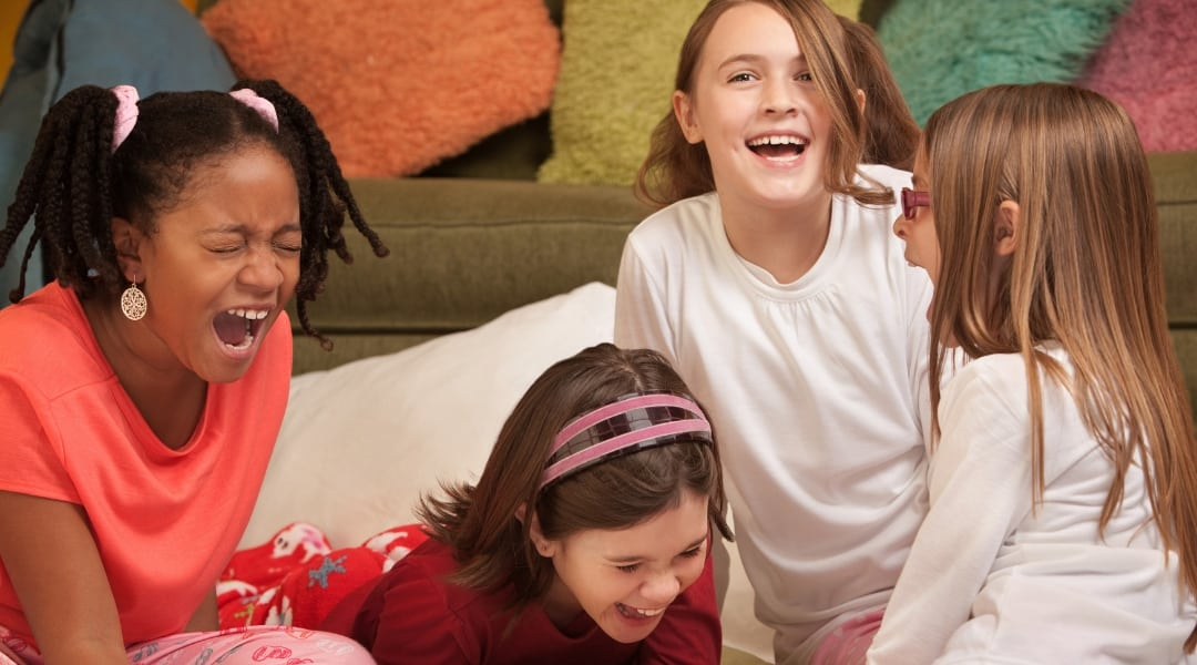 5 Tips For Hosting A Successful Sleepover