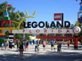 visiting Legoland Florida
