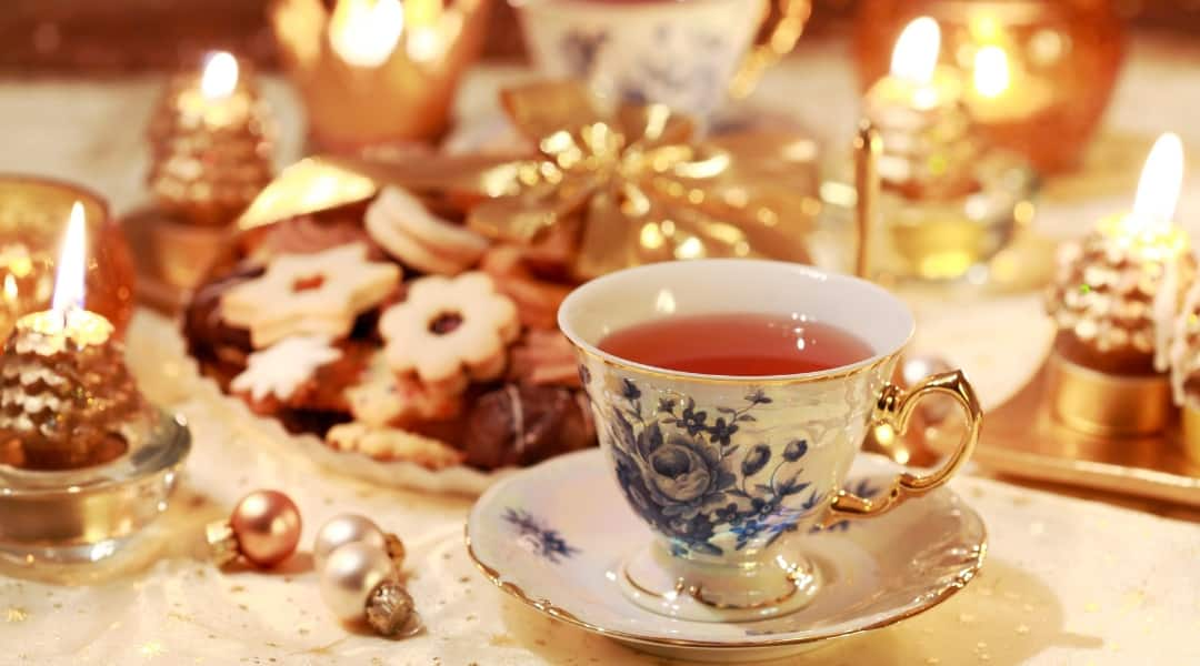 Holiday Teas In New Orleans