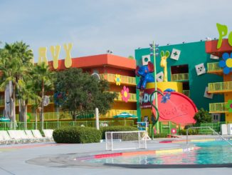 Check Out Day At Walt Disney World