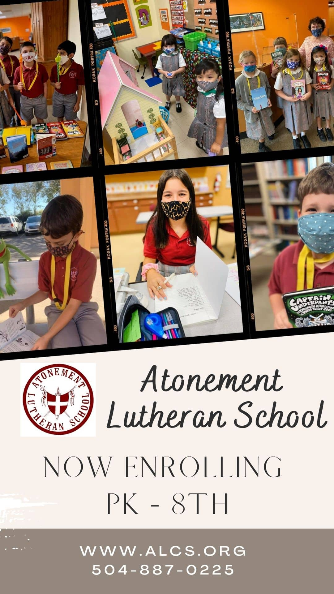 Atonement Lutheran - Private Schools In New Orleans