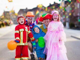 Pensacola Halloween Festivals
