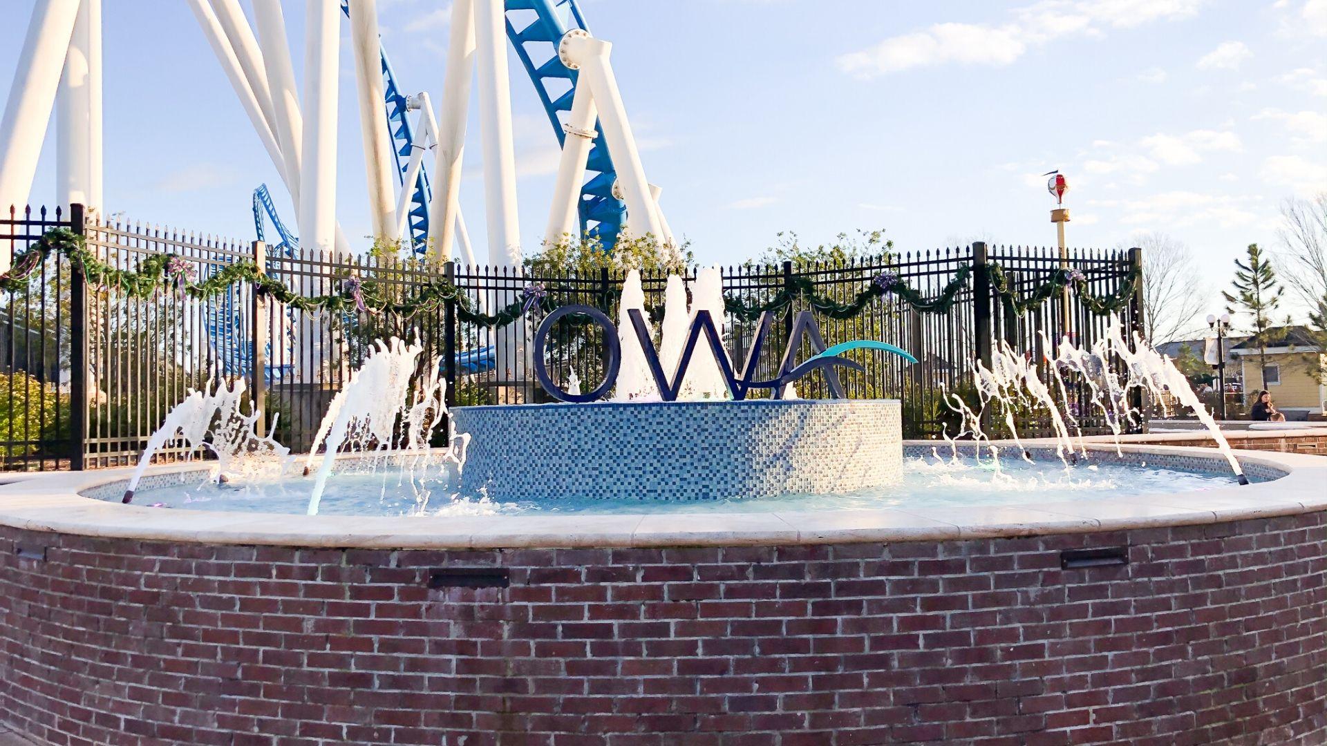 OWA fountain