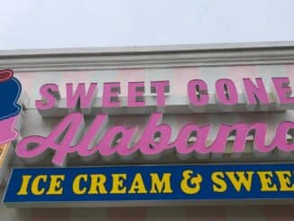 Sweet Cone Alabama