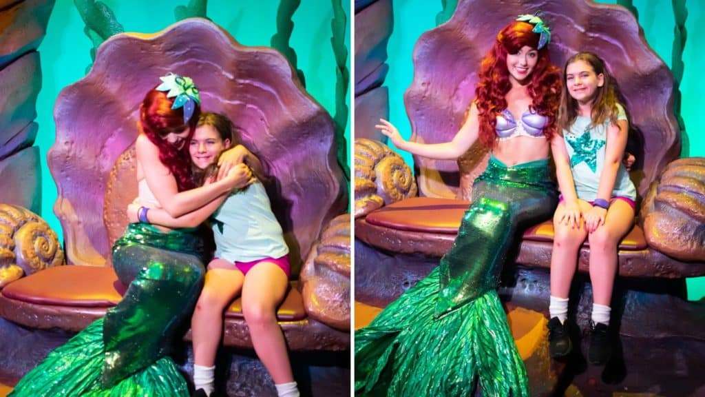 Ariel at Magic Kingdom 1024x576 1