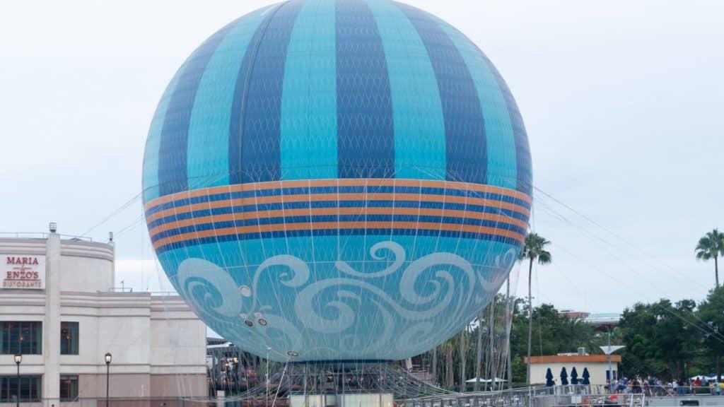 Aerophile Balloon Flight Disney Springs 1024x576 1