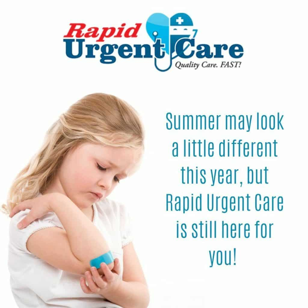 Rapid Urgent Care Ad
