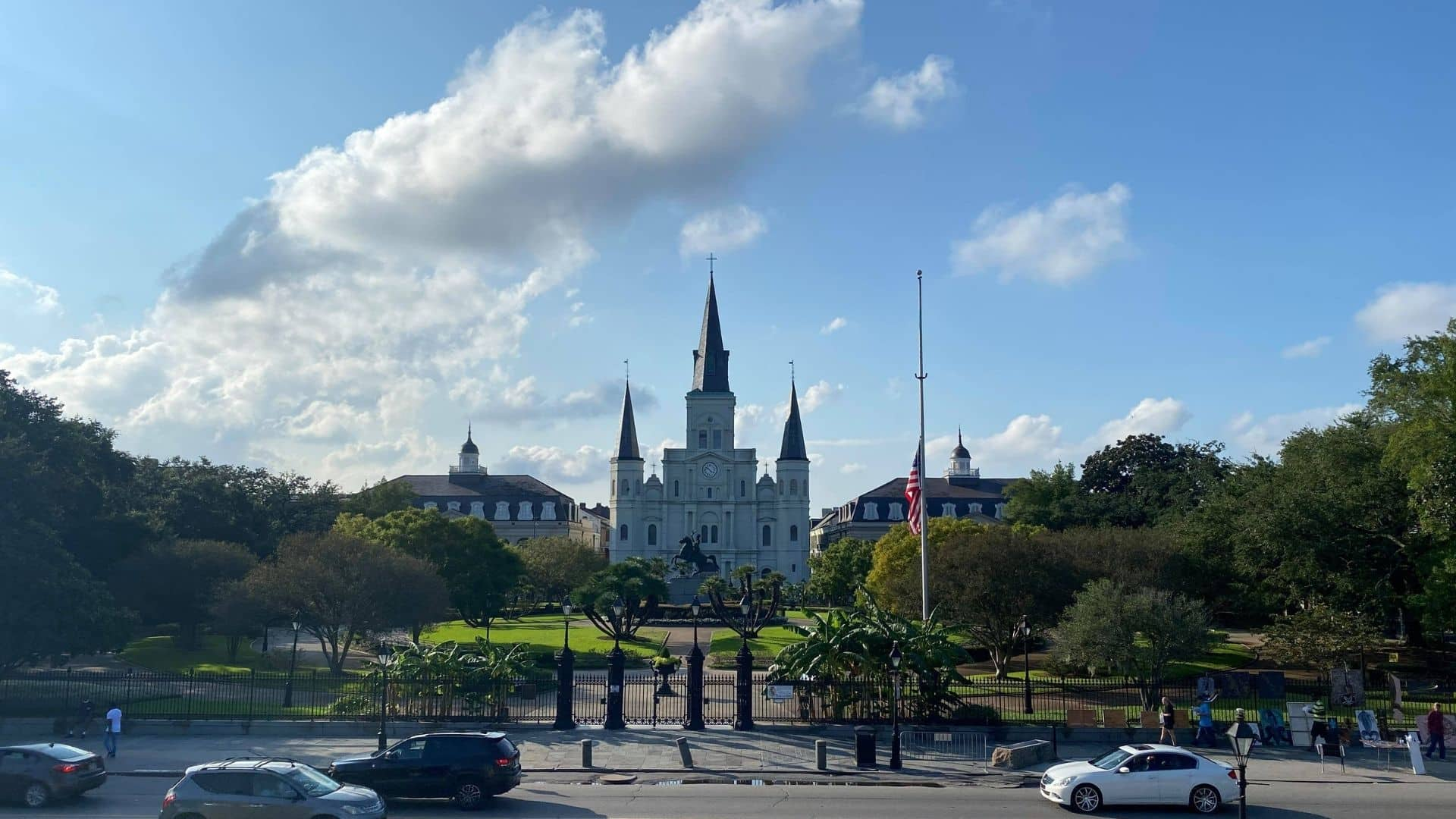 New Orleans Jackson Square and St. Louis Cathedral - Pint-Sized NOLA