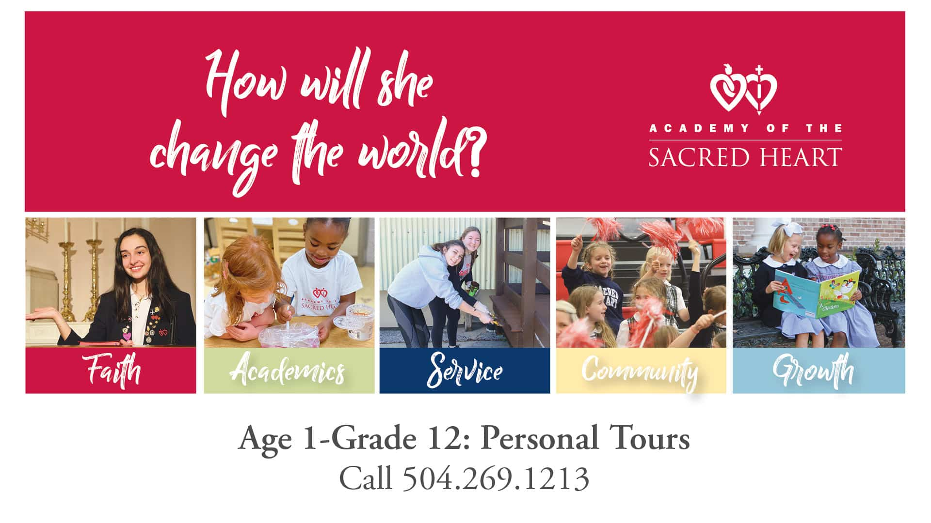 Academy of the Sacred Heart - Private Schools in New Orleans